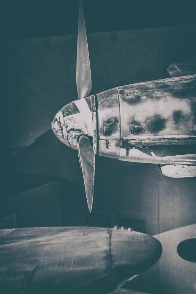 Propeller & Wing