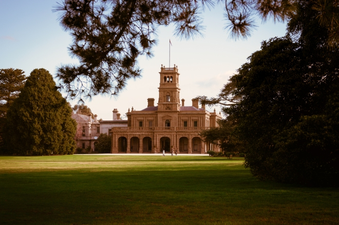 Werribee Park Mansion (2016)